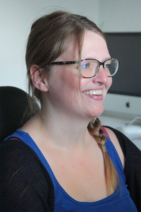 Ann-Sophie Franzen - Assistent of the board