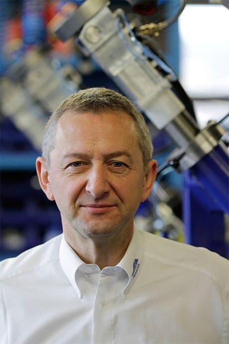 Johannes Franzen - CEO, Mechanical Engineer